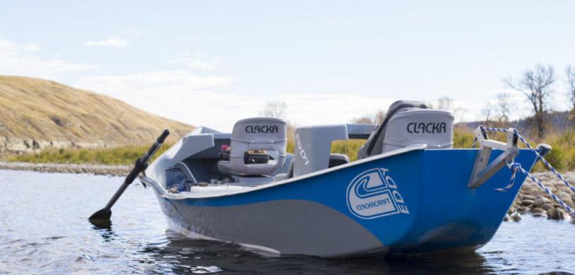 Eddy - ClackaCrafts Drift Boats