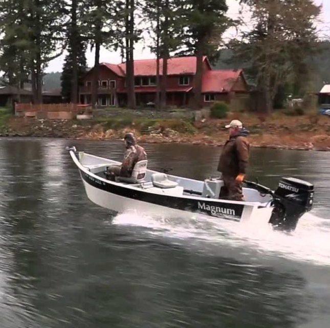 Magnum Power Drifter Clackacrafts Drift Boats
